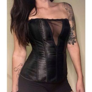 Other - 💥 50% off | Corset w/ lace up back